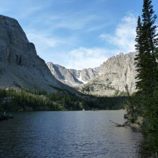 Bear Lake in Rocky Mountain National Park